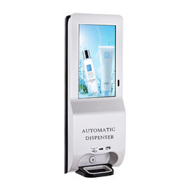 کیفیت خوب صفحه نمایش خرده فروشی LCD & Kiosk Advertising Sanitizer 21.5 Inch Hand، 1080P Dispenser Dispenser Hand Sanitizer Hand حراج