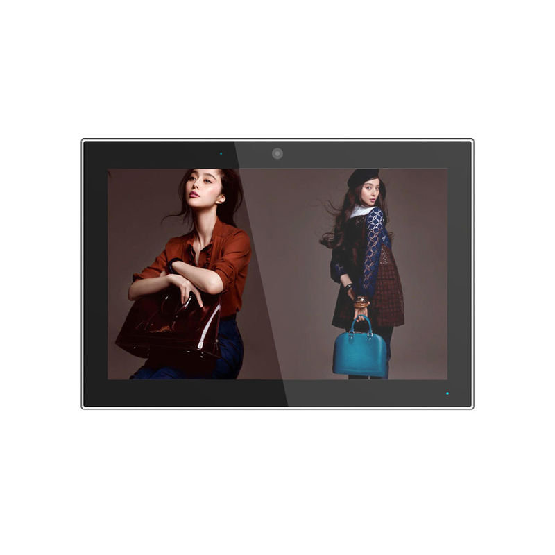Commercial Use 10 Inch Retail LCD Screens Tablet Android with 10 points touch and bluetooth