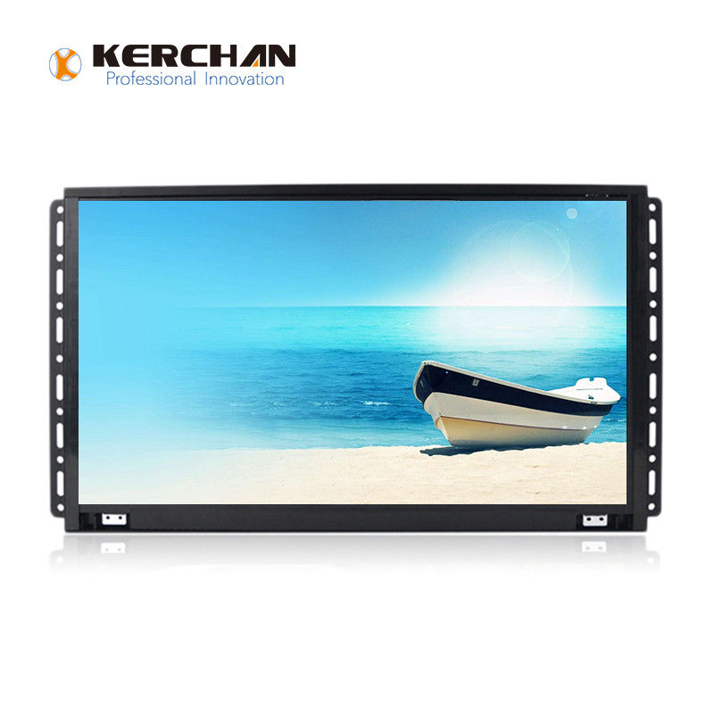 15 Inch Full HD LCD Screen 250cd/M2 Brightness With 25000 Hrs Long Life