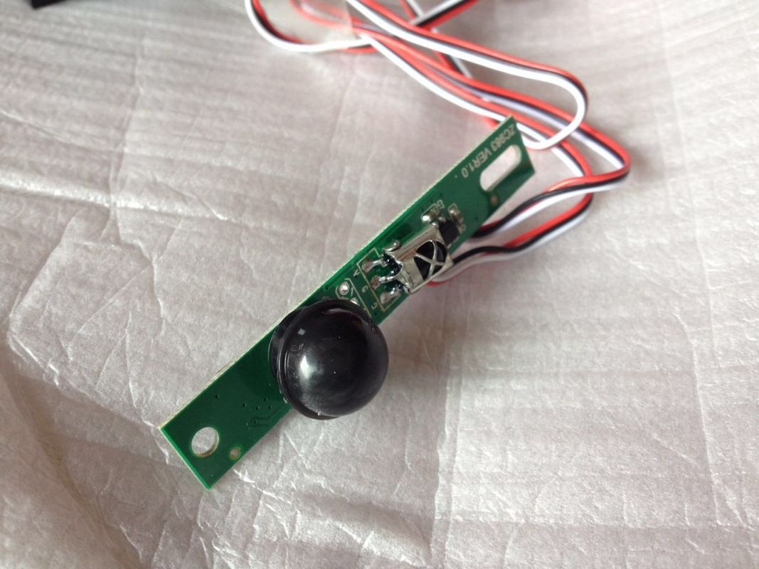 Motion Sensor LCD Screen Components For LCD Advertising Board