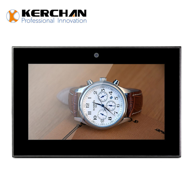Advertising LCD Touch Screen / Video Interactive Retail Store Displays